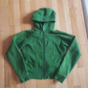 Lululemon Scuba Hoodie (10) - Green